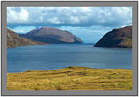 L1002660 Loch Seaforth and Caiteseal Isle of Harris
