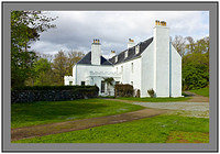 L1002842 Talisker House Isle of Skye-visited by Boswell and Johnson in the 18th century