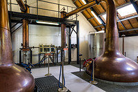 S2017217 Isle of Arran Distillery-Stills and Spirit Sample Safe