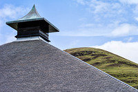S2017242 Isle of Arran Distillery-Pagoda Roof
