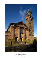 St Aloysius Church Garnethill Glasgow