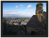 1000106 The New Town from Edinburgh Castle