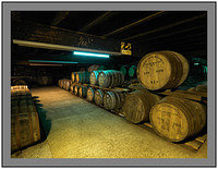 A 10752 Bowmore Distillery-Dunnage Warehouse Number 1