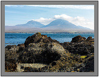 A 11196 The Paps of Jura from Bunnahabhain Distillery