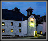 A 10621 Laphroaig Distillery at Dawn